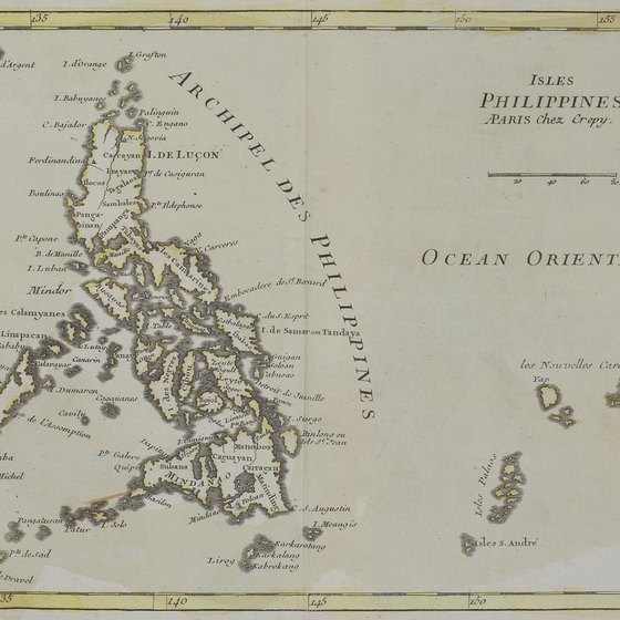 With a valid passport, Filipinos may travel beyond the borders of the country's many small islands.