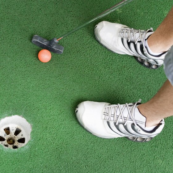 Test your skill on the green while visiting Conroe.