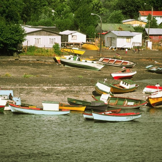 Puerto Montt was founded with a group of German immigrants in 1853.(See Resource#1)