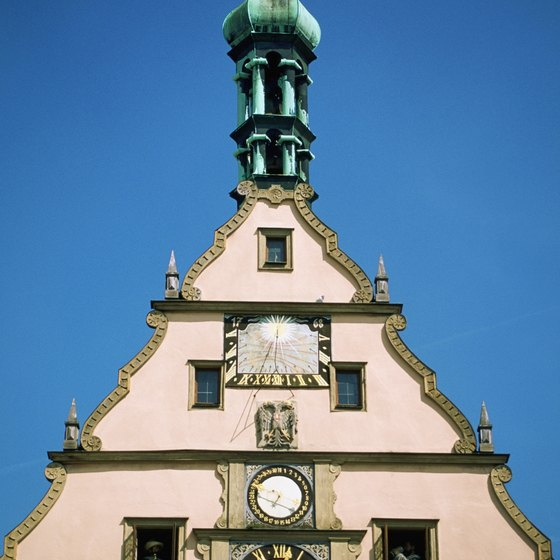 "Rothenburg is a ""must see"" stop on any Frankfurt to Munich tour."