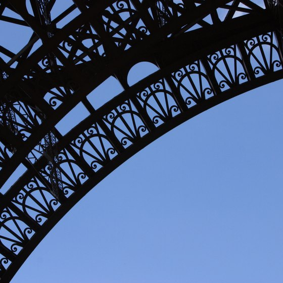 The Eiffel Tower is one of the most iconic monuments in the world.