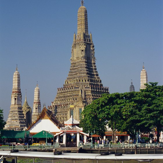 Wat Arun, Bangkok's Temple of the Dawn