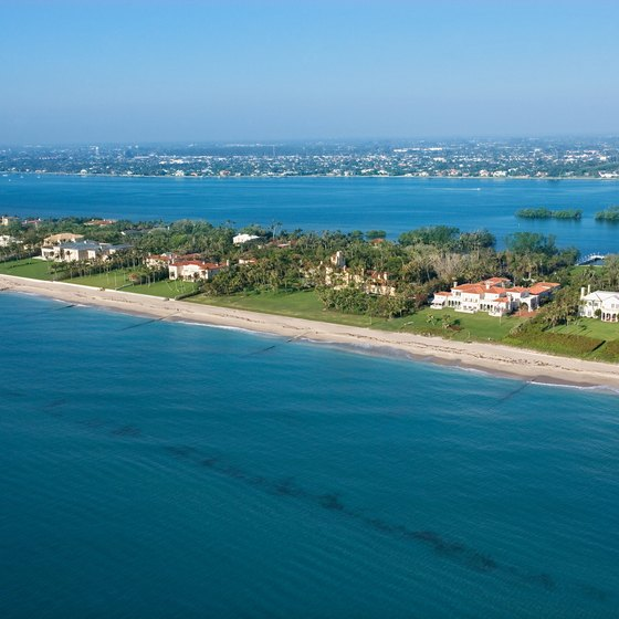 Vero Beach is 36 miles northeast of Melbourne International Airport.