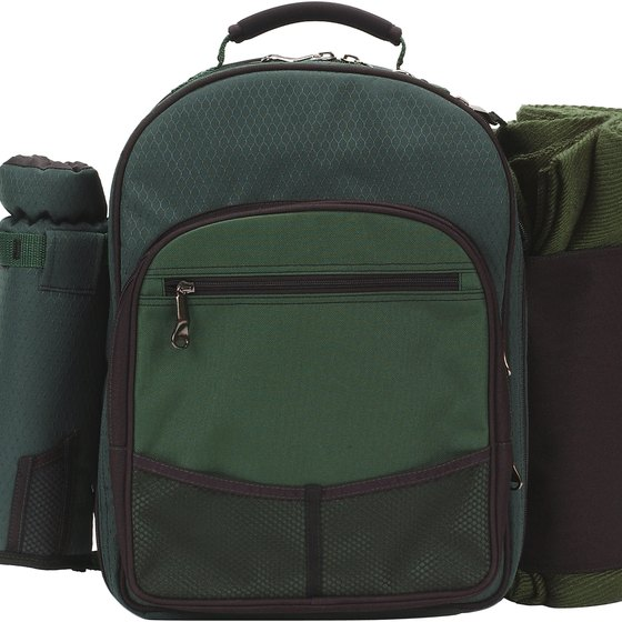 Choose the backpack designed for your needs.