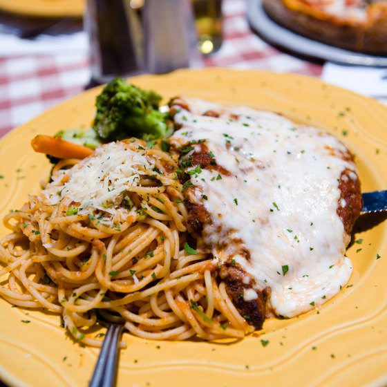 Italian restaurants on Long Island are among the country's best.