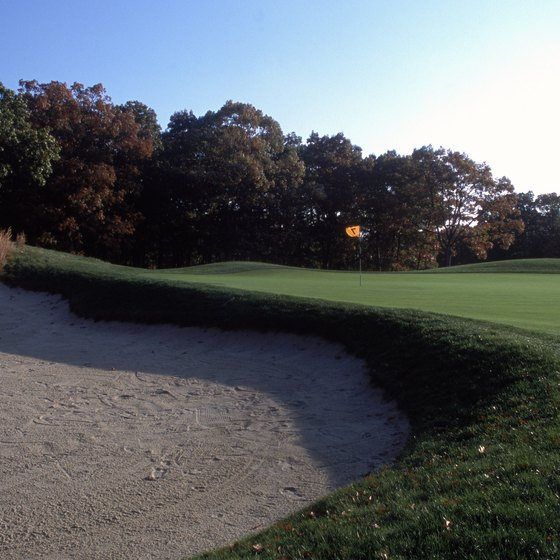 Bethpage State Park's Black Course has played host to two U.S. Opens.