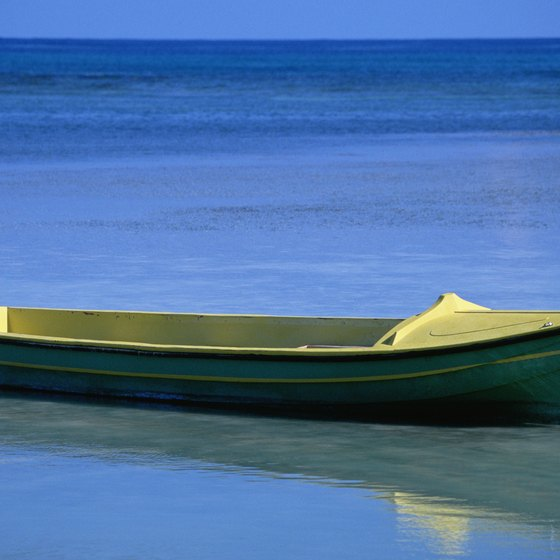 Cities like Negril provide tranquil water excursion opportunities.