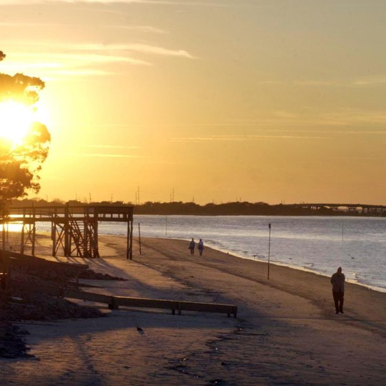 Georgia's Tybee Island offers the ocean beach closest to Atlanta.