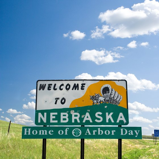 Imperial, Nebraska, lies close to the Colorado border.
