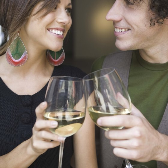 Toast your relationship with a glass of wine in Nashua.