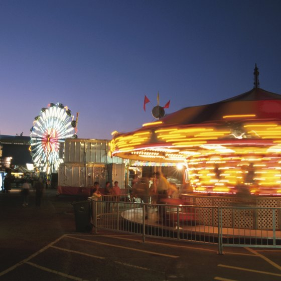 Several carnivals visit the Wentzville area.