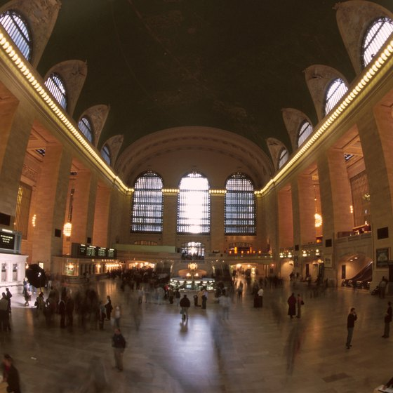 Make sure to take in historic Grand Central Terminal before venturing out to explore nearby sites.