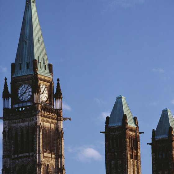 See the sights of Ottawa from nearby camping accommodations.