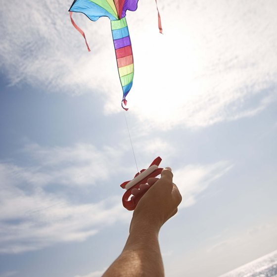 Fly a kite at Long Beach on Washington's coast.