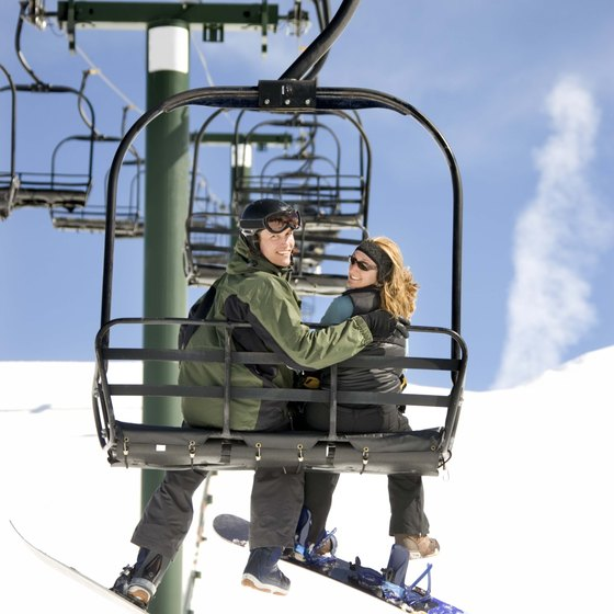 Breckenridge discount lift tickets are available pre-winter season.