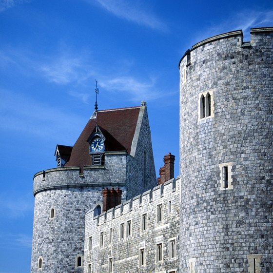 Windsor Castle is one of Berkshire's highlights.