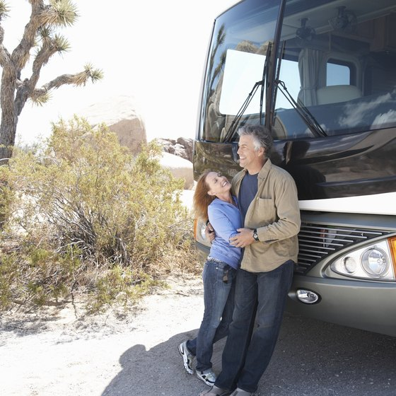 There are many options for RV travelers in Arizona.