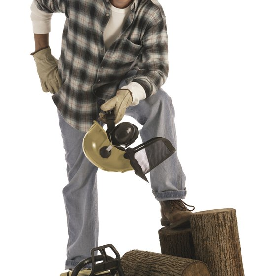 Enter one of the festivals' chainsaw-carving contests to test your skills.