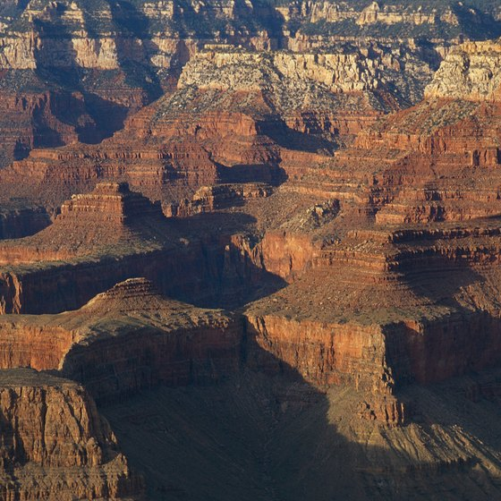 Arizona's Grand Canyon is one of three wonders observable in North America.