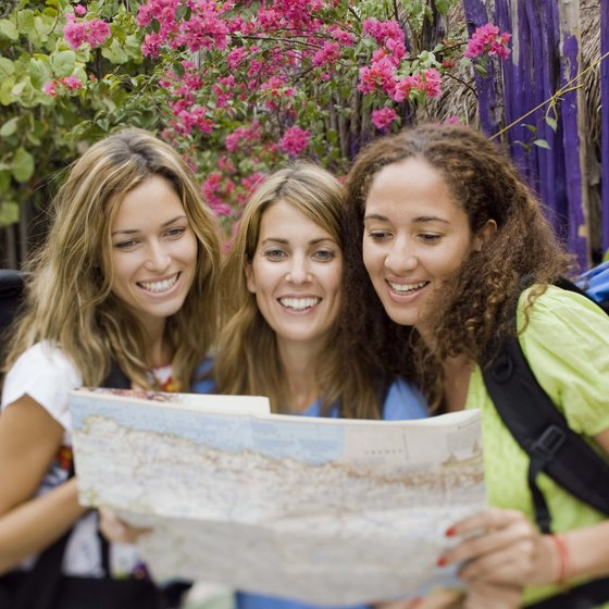 An itinerary is an ordered list of travel events and contact information for a trip.