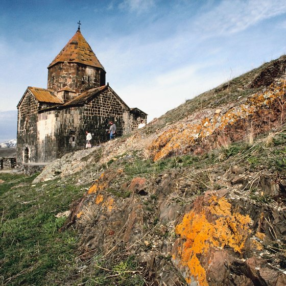 Armenia boasts a wealth of cultural and natural attractions