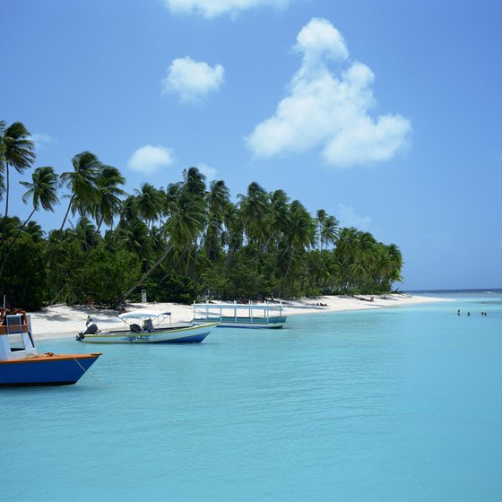 Beaches such as Pigeon Point are just one of Trinidad and Tobago's attractions