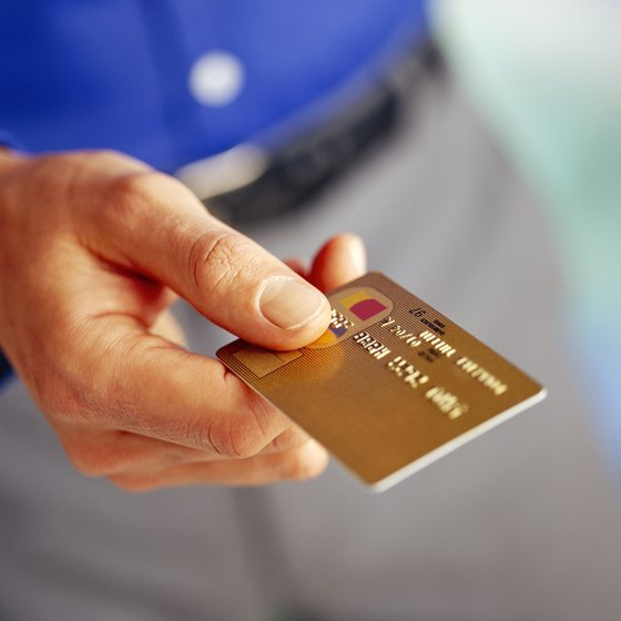 Keep your credit card in a safe place while traveling abroad.