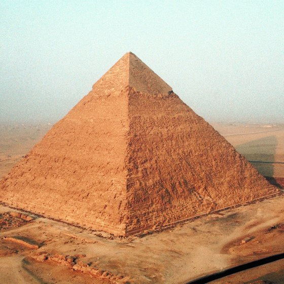 paper about ancient egyptian pyramids Ancient egyptian medicine essays 2108 words 9 pages the nile river is known almost universally by historians as the cradle of medicine because it passes through the great region of egypt.