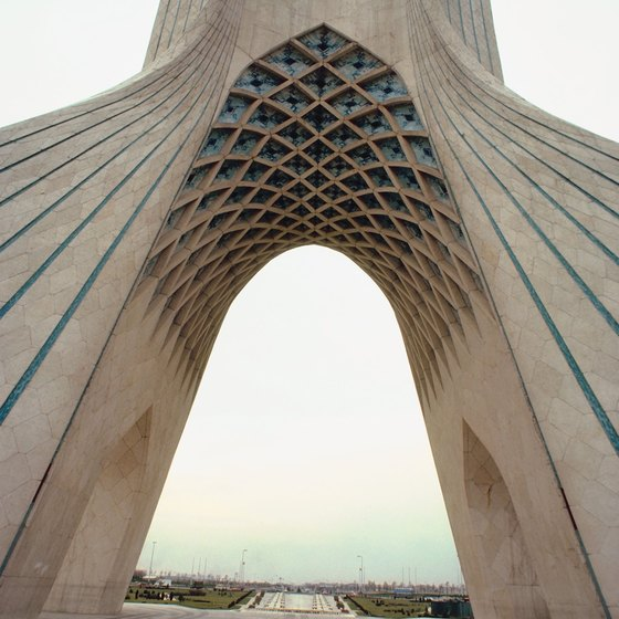 Visiting Iran's sites can be dangerous for Americans.