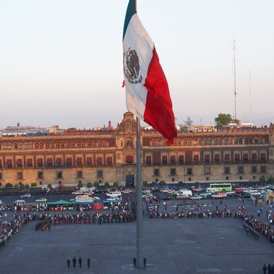 Mexico City is the capital of Mexico and relatively easy to travel to from El Paso.