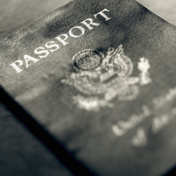 A passport is just one acceptable form of identification for domestic air travel.