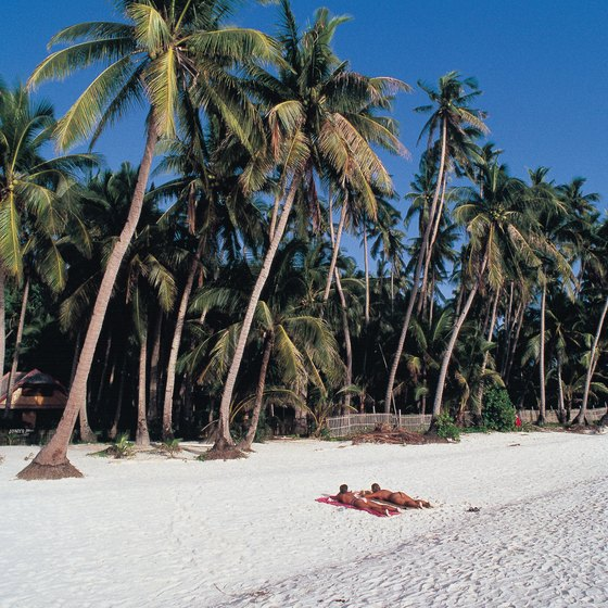 To continue your beach vacation in the Philippines, you will need a visa.