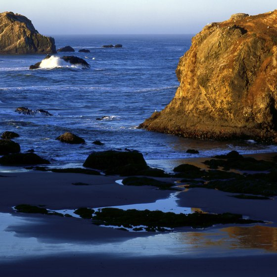 Bandon's main attraction is its rugged Pacific coastline.
