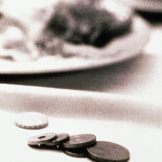 Tipping in restaurants in Germany varies somewhat from customs in the United States.