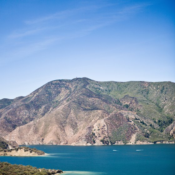 Pyramid Lake is a mecca for outdoor enthusiasts.