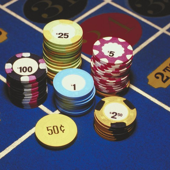 Redding is home to two casinos.