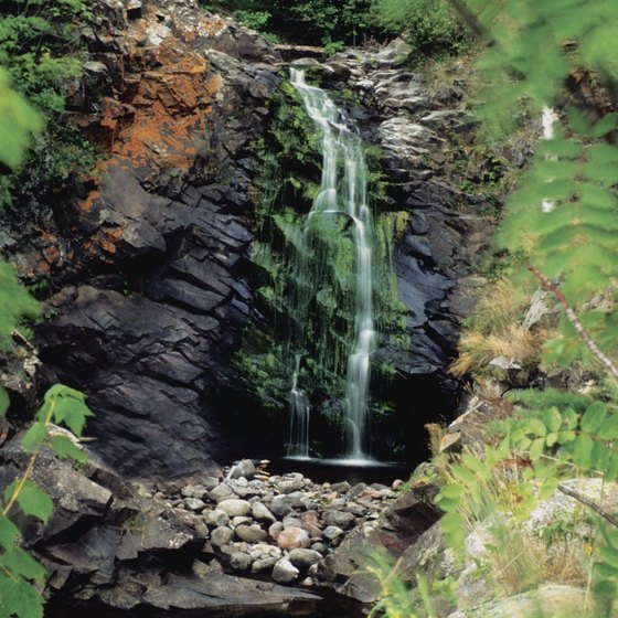 Summer is the best time to explore Duluth's many hiking trails.