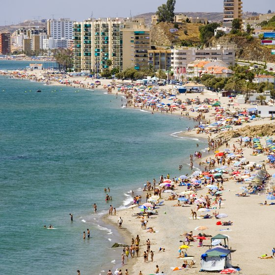 Costa del Sol is one of Spain's top beach destinations.