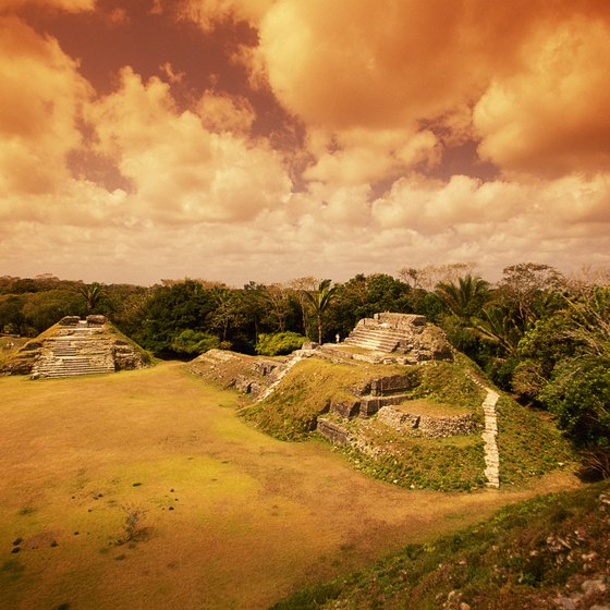 Belize's interior is ripe for adventurous hikers and nature lovers.
