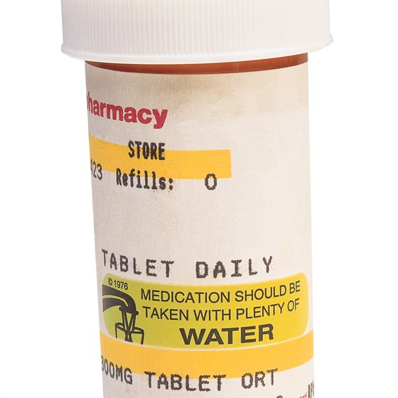 Travel with your medications in their original, easy-to-read packaging.
