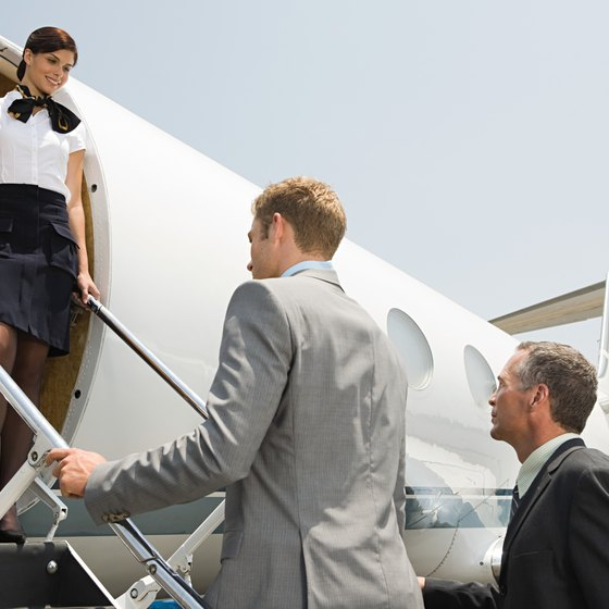 Charter planes offer you extra freedom and privacy.