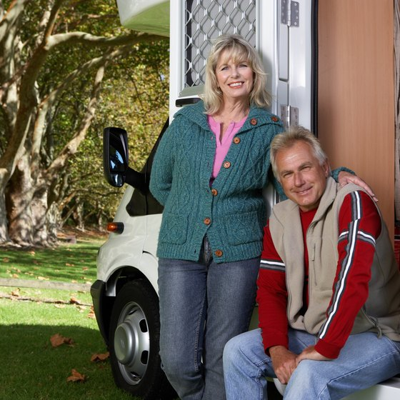 Private and public RV parks can be found around Decatur.