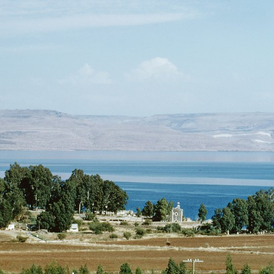 Though small in size, Israel's varied topography results in its having many climates.