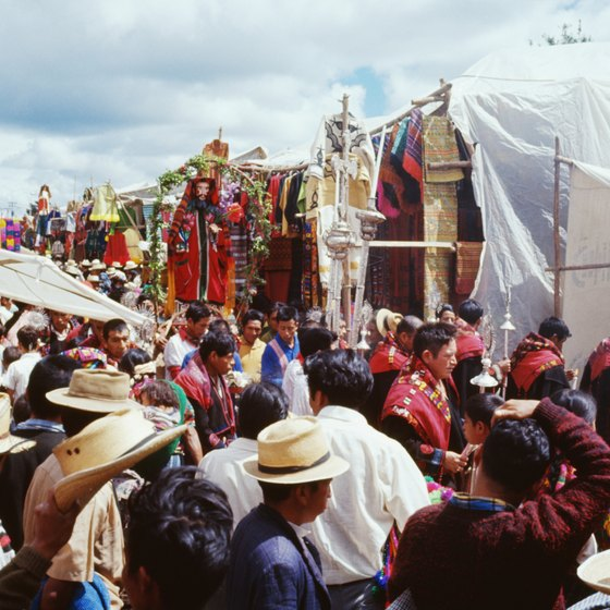 Guatemala offers visitors many exciting attractions and activities.