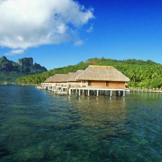 Multiple travel experts have rated Bora Bora the most beautiful island in the Pacific.