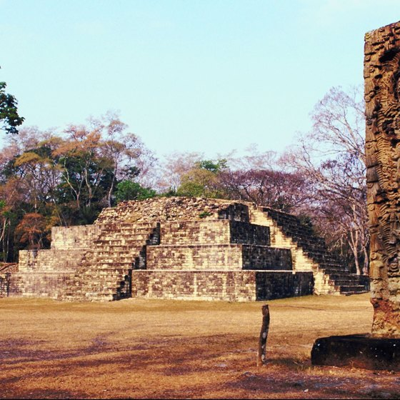 The Mayan ruins are the big draw to Copan, but the area is known for eco-tourism as well.