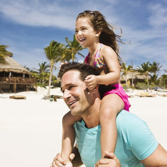 Mexico has great family vacation deals.