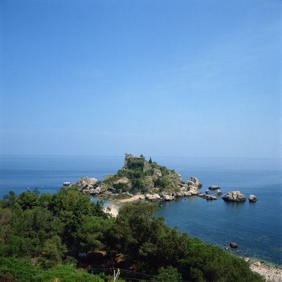 Taormina is home to a host of early medieval-era Arab architecture.