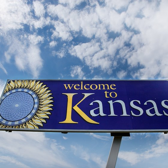 Visitors will find numerous places to explore in Kansas.