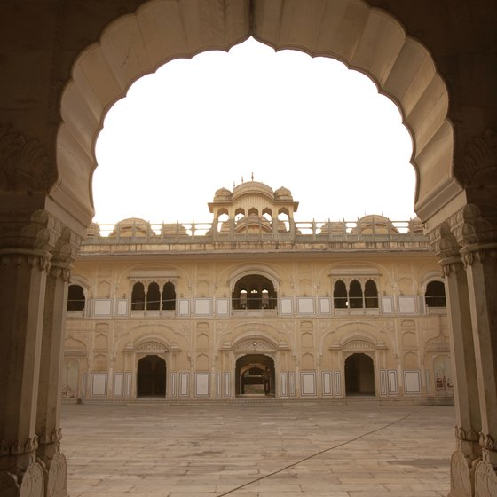 The city of Jaipur is a high point on tours to northern India.